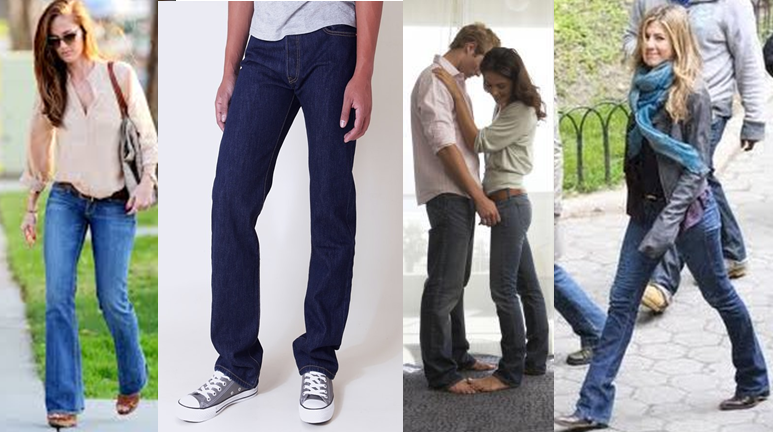 How to style bootcut jeans 2015